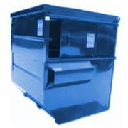 8 Yard Front Load Dumpster Rental