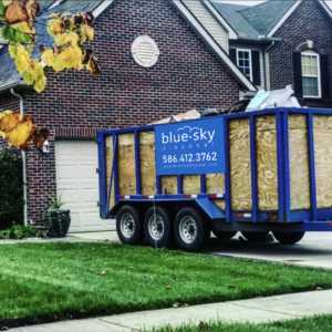 Rubber Wheeled Dumpster Rental Services
