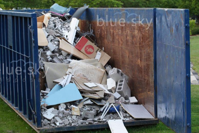 Construction Dumpster Rental Services