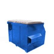4 Yard Front Load Dumpster Rental