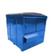 6 Yard Front Load Dumpster Rental
